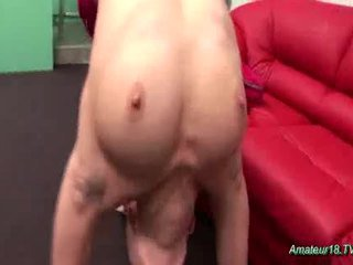 Banging a horny ballerina