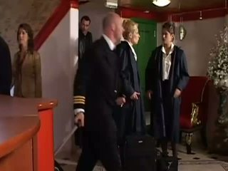 kwaliteit uniform film, plezier air hostesses kanaal