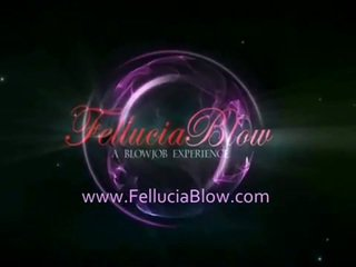 Sexy fellucia blow polish a stud's flesh pole