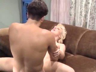 Ultra Skinny Blonde Fuck