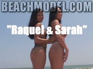 Raquel And Sarah: Twin Thai Spinners