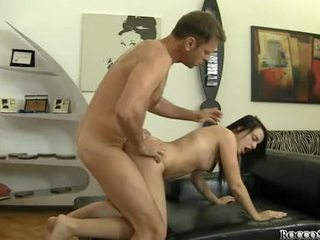 hottest brunette real, fresh hardcore sex more, rated hard fuck any