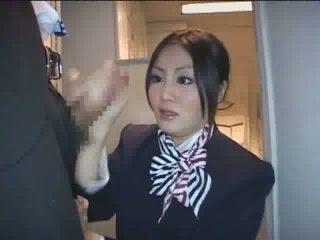 japanisch, stewardess