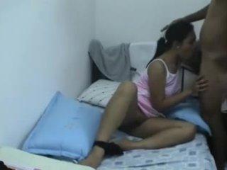 亞洲人 青少年 他媽的 上 凸輪 視頻
