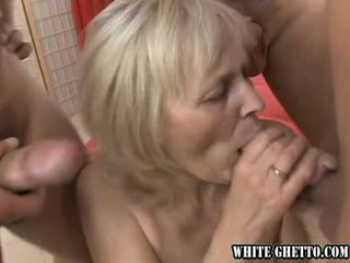 We Want To Group Sex Your Grandma #04