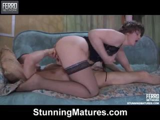 Mix of vids by impressive matures