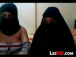 业余 arab 女同志