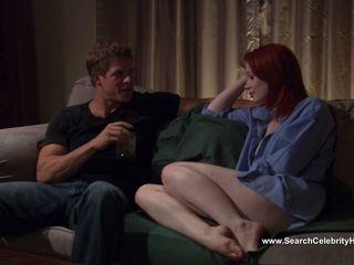 Redhead Justine Joli stars in Sexy ass Assassins
