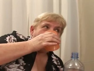 bbw, granny, real mature video