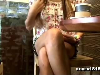 Korea1818.com - rallig koreanisch freundin filmed auf datum