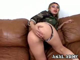 brunette, groot webcam, anaal film