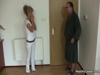 neu old man old and young mature milf granny grandpa frisch