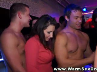 Hottest amateurs pounded at party