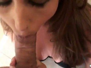 Σέξι gf renna ryann pounded σε pov στυλ