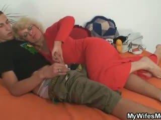 mooi oud thumbnail, grootmoeder seks, beste oma film