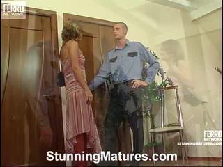 हॉट अमेज़िंग परिपक्व चलचित्र starring virginia, jerry, adam
