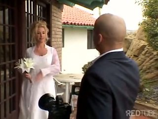 Taylor Lynn fucks on her wedding