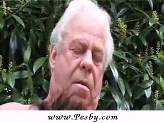 all banging, outdoor thumbnail, watch old farts porn