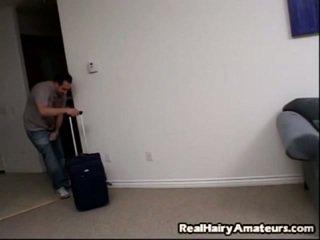 great blowjob fucking, great hairy pussy, best amateur porn scene