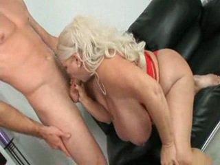 Madura grande tetas anal joder