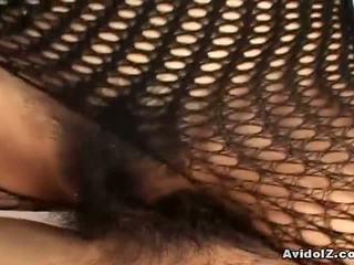 japānas redzēt, pilns fishnet, bodystocking tiešsaitē