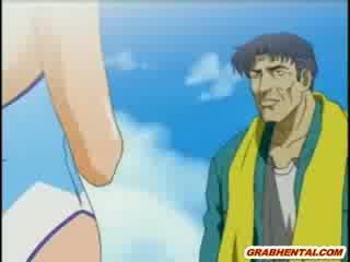 japanese, fucked, beach