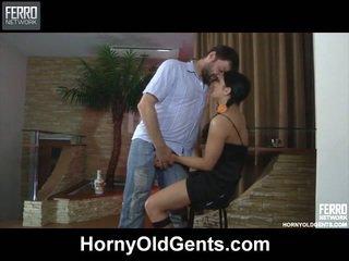 vol oud en jong video-, oude jonge sex