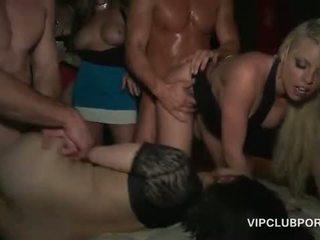 een dronken vid, heetste orgie, nieuw partij thumbnail