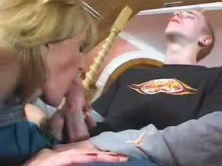 Drunk Mature Mom Wants Dick