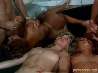 Long Gang Bang Vids At Good DVD Box Compilation