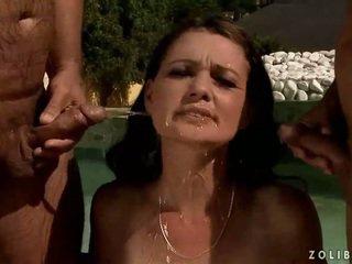 pissing, piss, watersports, blowjob