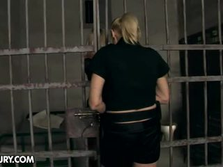 Cynthia's Landed In Prison For Being The Nasty Girl....