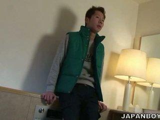 Introducing New Japanese Boy, Kiyoshi