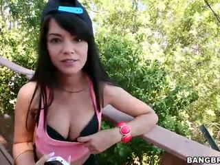 British hottie Ava Dalush intense fuck