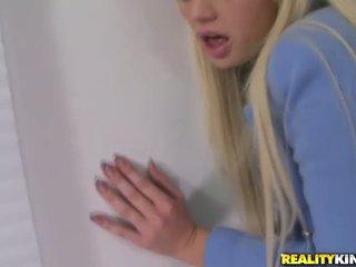 you blondes, more schoolgirls fun, teen