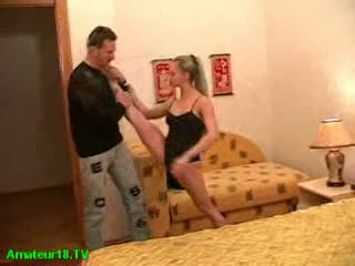 Flexible girl temptation1
