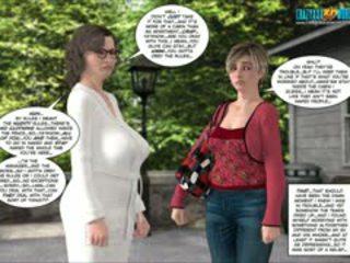 3D Comic. Hippy Hills. Episode 1