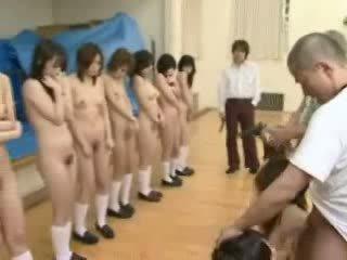 vol japanse seks, alle schoolmeisjes, echt gun thumbnail