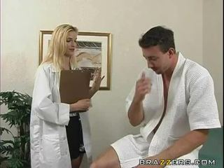 echt condoom video-, u dokter, meer milf