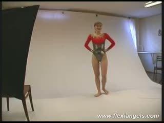 Young Ballerina Alina