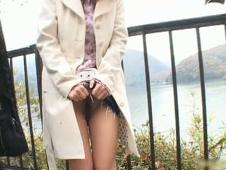 Saki Tsuji Oriental Babe Demonstrates Off Her Adorable