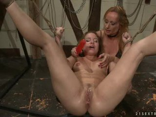 Katy Borman Torment The Spicy Hussy By A Toy