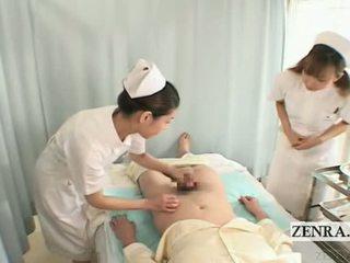 een cumshot, meest cfnm vid, kwaliteit fetisch video-