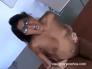 Captivating Babe Destiny Deville Acquires A Rich Load Of Jizz Spurted In Her Face