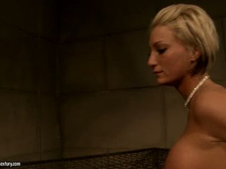 Katy Borman Playing The Body Of A Hot Babe