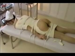 Anal Toyed Asian Video