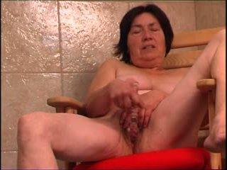 Haarige Oma