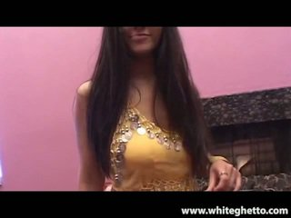 Desi Chinese Beside Unshaven Crotch Has Creampied