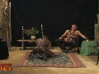 Oral Sex Engulfing Slave