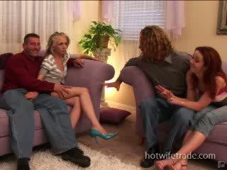 Partener schimbate soțiile spermmed pe